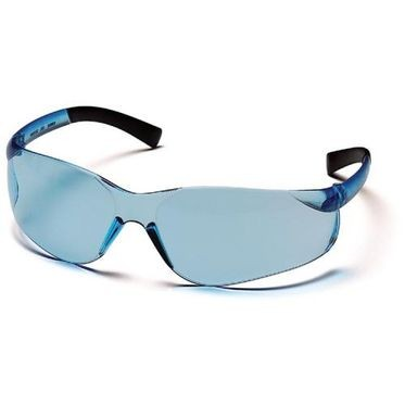 Ztek Infinity Blue Lens & Frame Safety Glasses