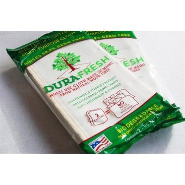 Durafresh Multi-Use Cloth (2 Per Pack)