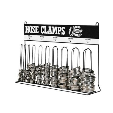 Stainless Hose Clamp 10 Loop Assortment