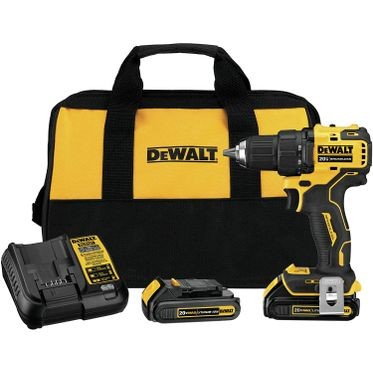 DeWalt ATOMIC 20V MAX Brushless Compact 1/2