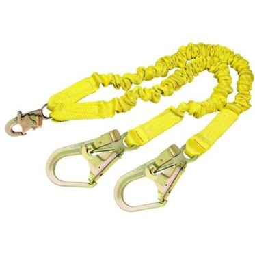 DBI Shockwave2 Double Leg Tie Off 6 Foot Lanyard