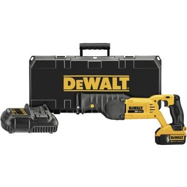 DeWalt 20V MAX Reciprocating Saw Kit