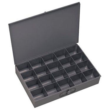Durham 20 Compartment Large Drawer with Latch