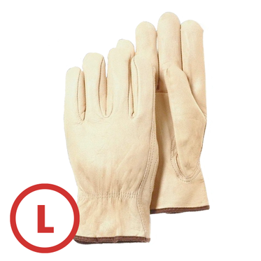 Premium Leather Drivers Glove Large