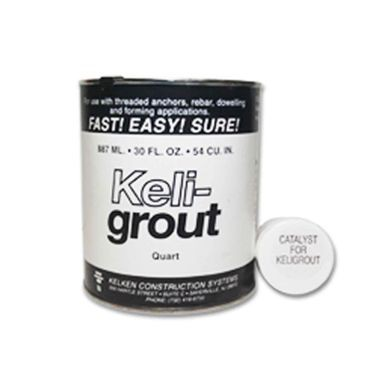 Keli-Grout Quart Can