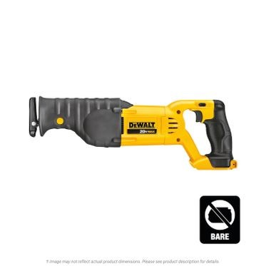 DeWalt 20V MAX Cordless Reciprocating Saw - Bare Tool