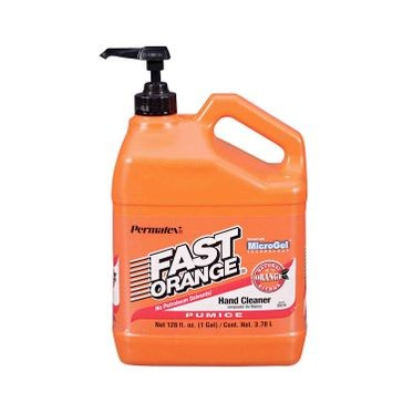 Pumice Fast Orange Hand Cleaner with Pump