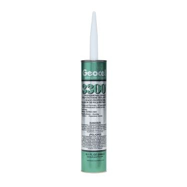 Geocell 3300 White Sealant 10.1 oz