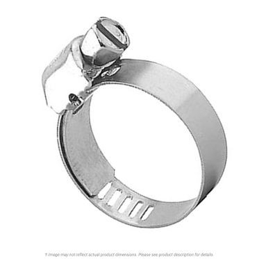 Stainless Steel Miniature Hose Clamp 1/4