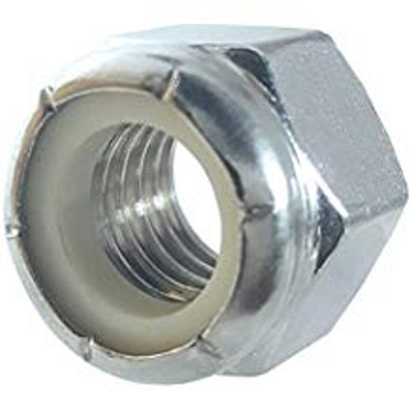 6-32 Stainless Steel Hex Nut Qty 250