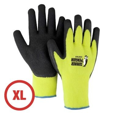 Summer Penguin Hi-Vis Knit Glove XL