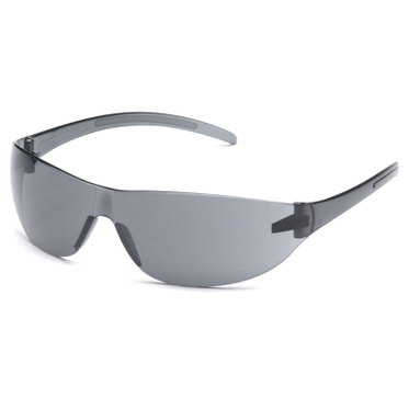 Alair Gray Lens & Frame Safety Glasses