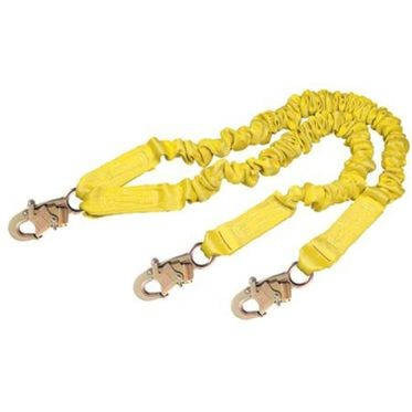 DBI Shockwave2 Twin Leg Tie Off 6 Foot Lanyard