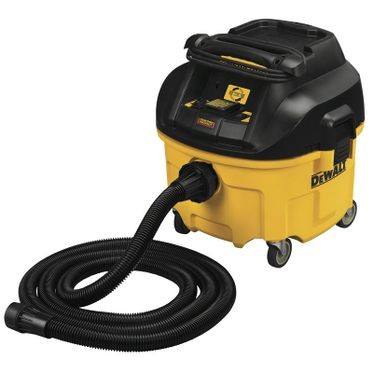DeWalt 8 Gallon HEPA/RRP Dust Extractor with Auto Filter Cleaning