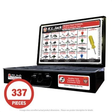 Weatherpack Terminals, Seals & Tool Assortment