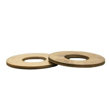 #10 Silicon Bronze Flat Washer