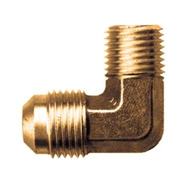 Brass 90° Elbow Flare 5/16