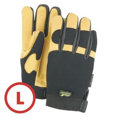 Deerskin Palm Mechanics Style Large
