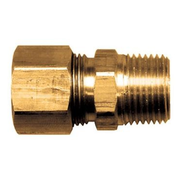 Brass Tank Fitting 1/4