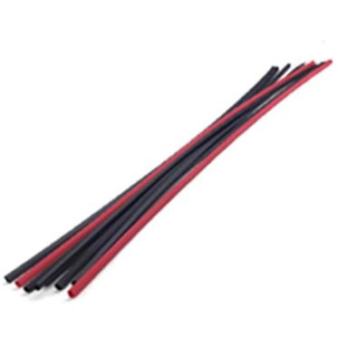 Black Heat Shrink with Sealant 1/4
