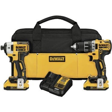 DeWalt 20V MAX XR Li-Ion Brushless 1/2