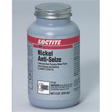Nickel Anti-Seize 8 oz Brush Top Can