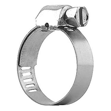 Stainless Steel Hose Clamp 11/16