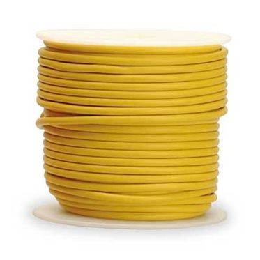 Primary Wire 14 Gauge Yellow 100' Spool