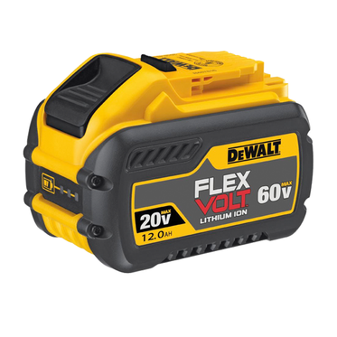 DeWalt FLEXVOLT 20/60V 12.0 AH Battery (1 Per Pack)