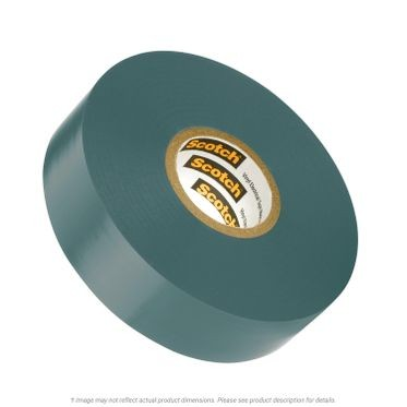 3M Scotch #35 Green Electrical Tape