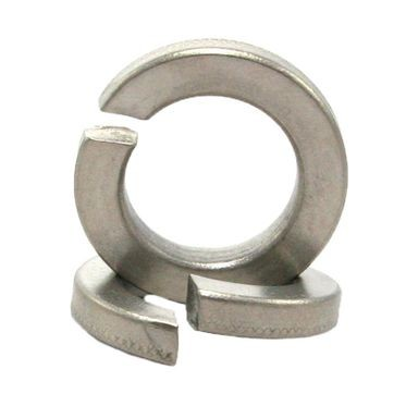 #4 Stainless Steel Split Lock Washer 18-8