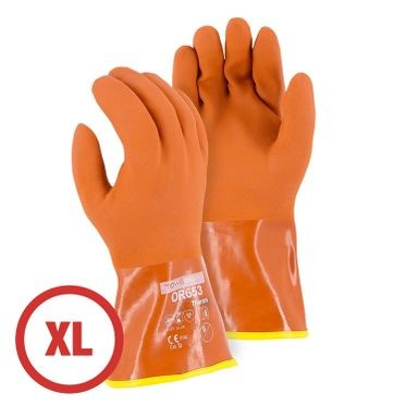 Insulated Glove PVC Coated XL