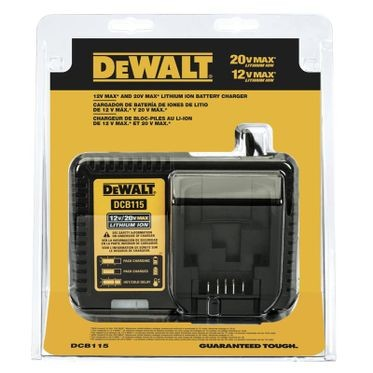 DeWalt 12V-20V Max Li-Ion Battery Charger