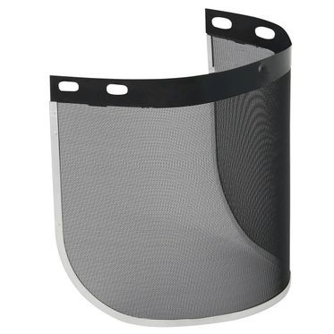 Steel Wire Screen Mesh Face Shield