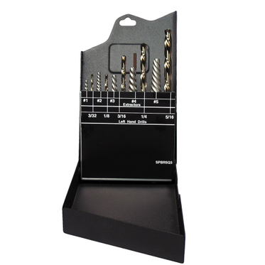10 Piece Viking Bolt Extractor Set