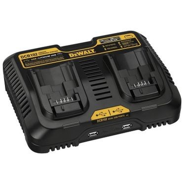 DeWalt 12V-20V Li-Ion Dual Battery Charger