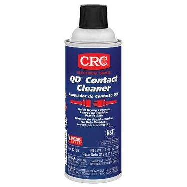 CRC QD Electrical Contact Cleaner 11 Fluid Ounces