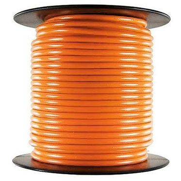 Primary Wire 18 Gauge Orange 100' Spool