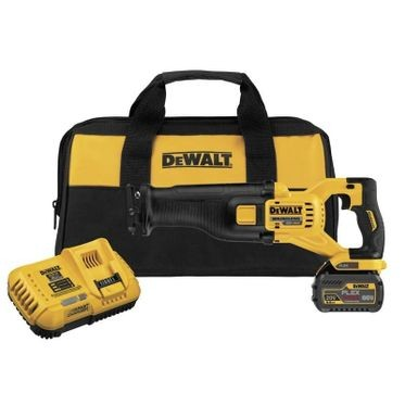 DeWalt 60V Reciprocating Saw - 1 Battery Kit