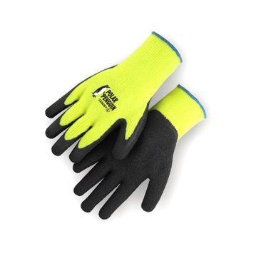 Polar Penguin Hi-Vis Lined Glove Large - 12 Pairs Per Bag