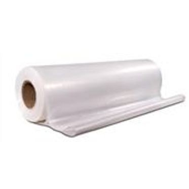 Clear 4 Mil Poly Sheeting 12 ft x 100 ft