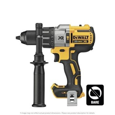 DeWalt 20V MAX Brushless 3-Speed 1/2
