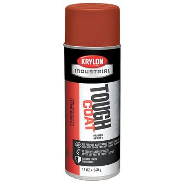 Krylon Tough Coat Spray Paint Red Oxide Rust Control Primer 12 Fluid Ounces