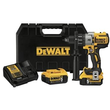 DeWalt 20V MAX XR Brushless 3-Speed 1/2