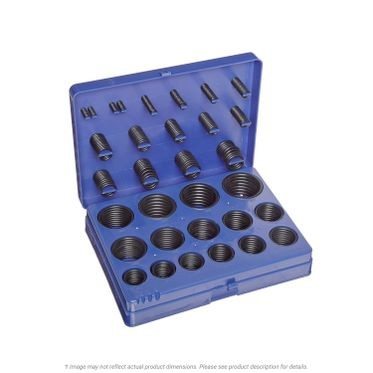 SAE Buna-N Rubber O-Ring Assortment