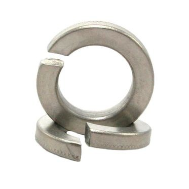 M12 Stainless Steel Split Lock Washer A2
