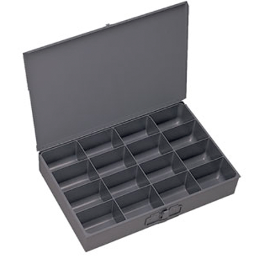 Durham 16 Compartment Large Drawer with Latch