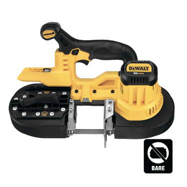 DeWalt 20V MAX Cordless Compact Portable Band Saw - Bare Tool