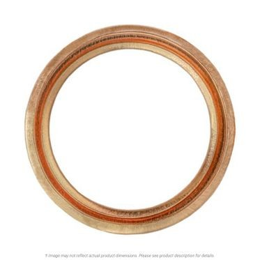 Copper Drain Plug Gasket 16mm x 22mm Outer Diameter, 10 per Box