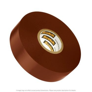 3M Scotch #35 Brown Electrical Tape